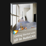 Video hướng dẫn học autocad 3D-Getting Started with 3D in AutoCAD – English
