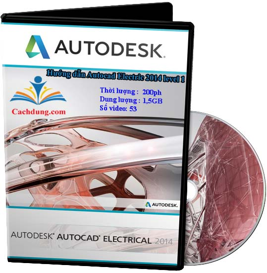 autocad electric 2014 phan1