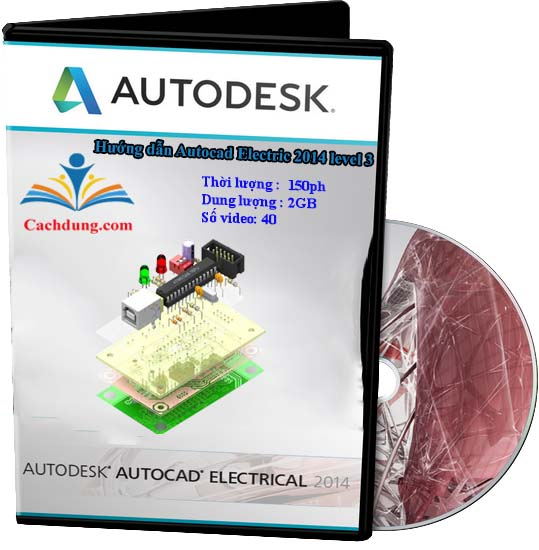 autocad electric 2014 phan3